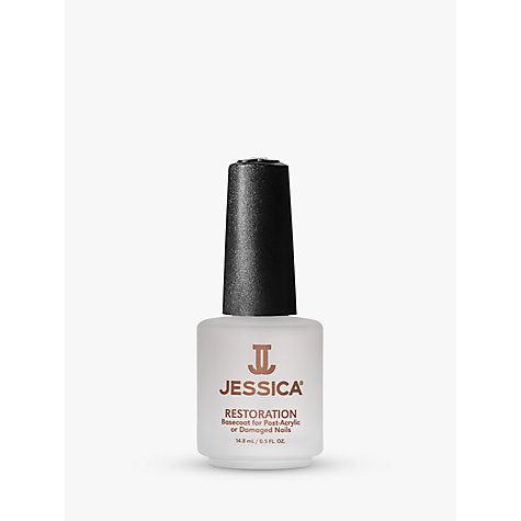 Buy Jessica Restoration Base Coat, 14.8ml Online at johnlewis.com