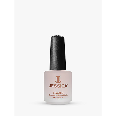 Buy Jessica Reward Base Coat, 14.8ml Online at johnlewis.com