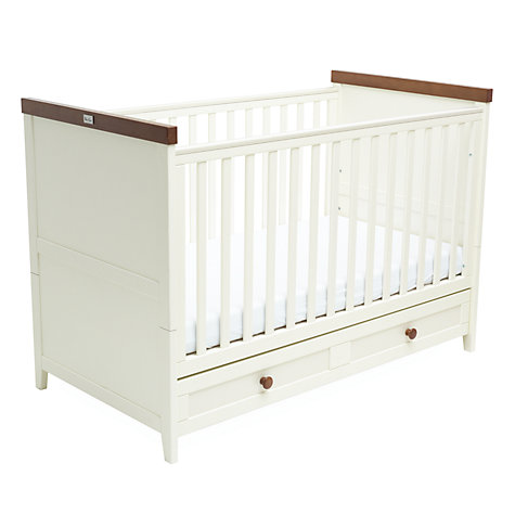 Buy Silver Cross Porterhouse Cotbed Online at johnlewis.com