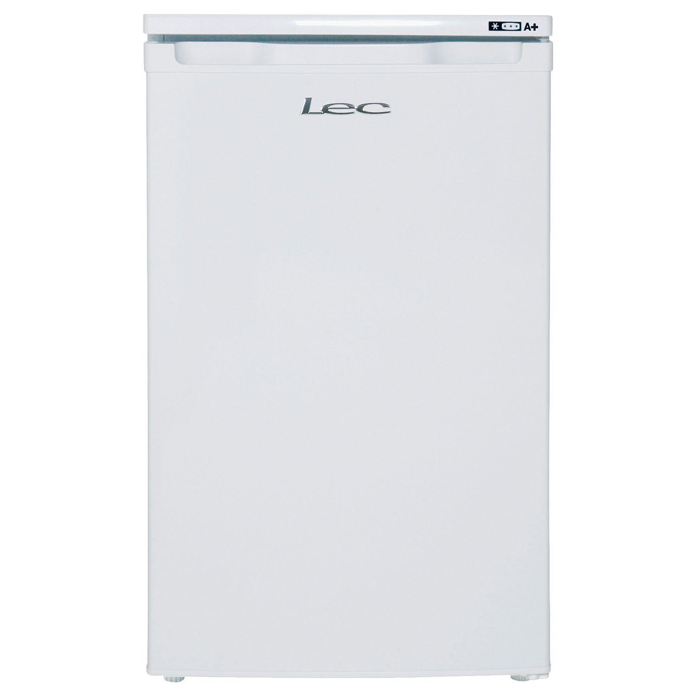 LEC Lec U5010W Freezer, A+ Energy Rating, 50cm Wide, White