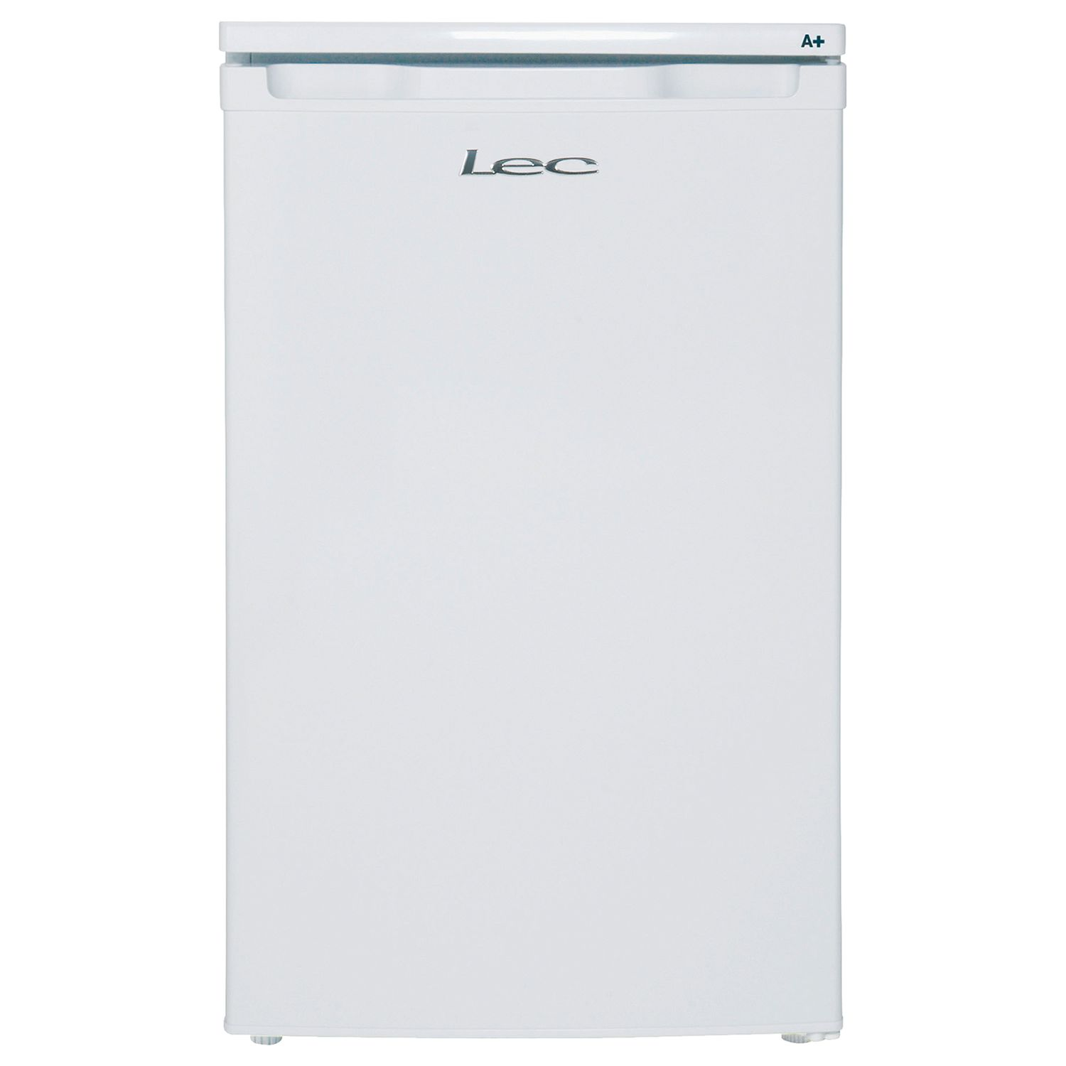 LEC Lec R5010W Fridge with Freezer Compartment, A+ Energy Rating, 50cm Wide, White