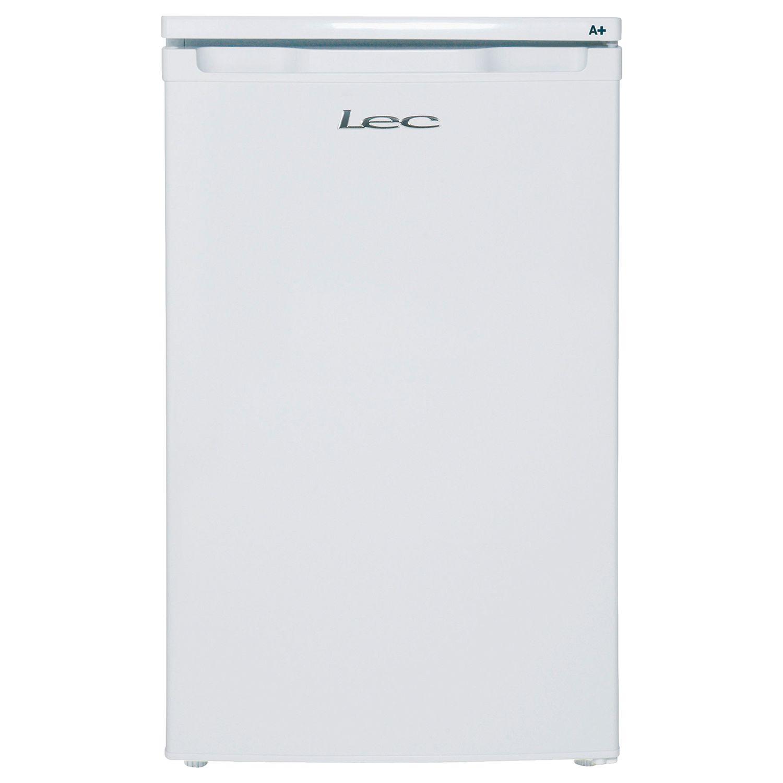 LEC Lec L5010W Larder Fridge, A+ Energy Rating, 50cm Wide, White