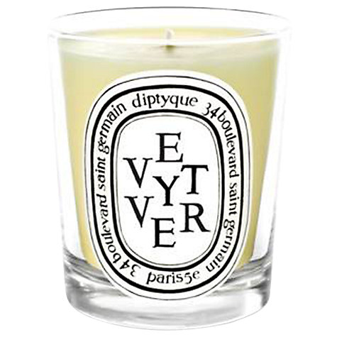 Buy Diptyque Vetyver Scented Candle, 190g Online at johnlewis.com