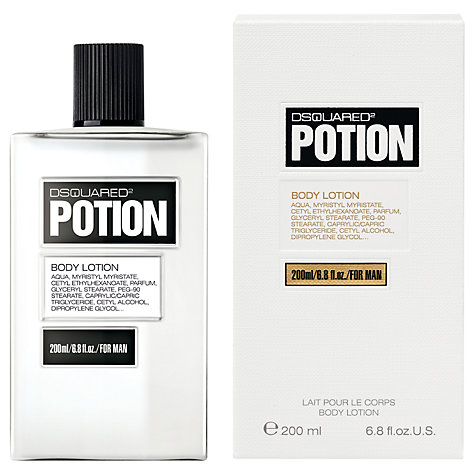 Buy Dsquared2 Potion Body Lotion, 200ml Online at johnlewis.com