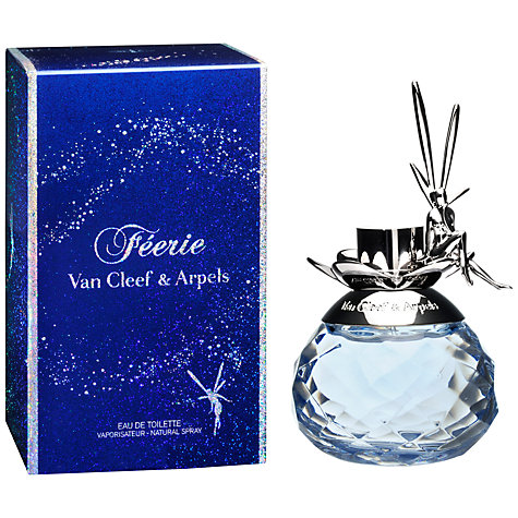 Buy Van Cleef & Arpels Feerie Eau de Toilette, 50ml Online at johnlewis.com