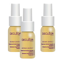 Buy Decléor Aroma White C+ Extreme Brightening Essence, 3 x 10ml Online at johnlewis.com