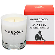 Buy Murdock London Avalon Candle Online at johnlewis.com