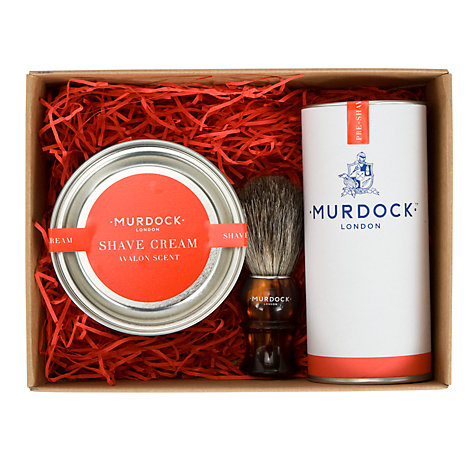 Buy Murdock London The Traditional Shave Gift Set Online at johnlewis.com