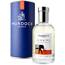 Buy Murdock London Colognes - Black Tea, 100ml Online at johnlewis.com