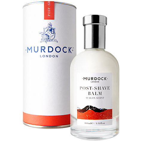 Buy Murdock London Post-Shave Balm, 100ml Online at johnlewis.com