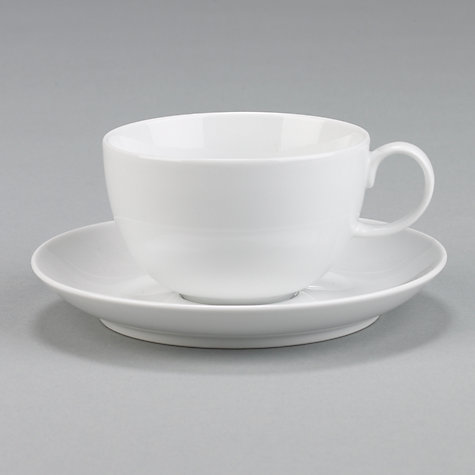 Buy House by John Lewis Cappuccino Cup Online at johnlewis.com