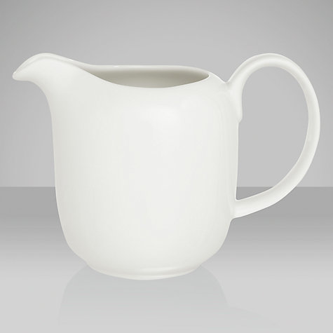 Buy House by John Lewis Milk Jug, 600ml Online at johnlewis.com