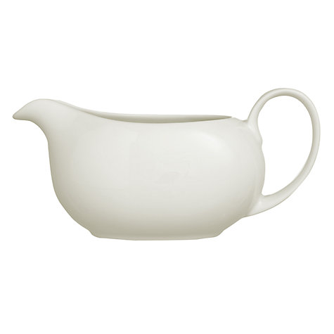 Buy House by John Lewis Sauceboat Online at johnlewis.com