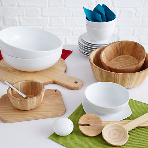 Buy House by John Lewis Ash Serveware Online at johnlewis.com