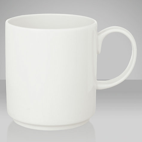 Buy House by John Lewis Stacking Mug Online at johnlewis.com