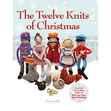 Buy The Twelve Knits Of Christmas Book Online at johnlewis.com