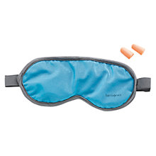 Buy Samsonite Eye Shades and Ear Plugs Online at johnlewis.com