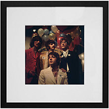 Buy Getty Images Gallery 'All You Need Is Love' The Beatles Framed Print, 50 x 50cm Online at johnlewis.com