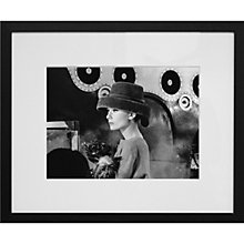 Buy Getty Images Gallery Audrey Hepburn Funny Face Framed Print, 105 x 116cm Online at johnlewis.com