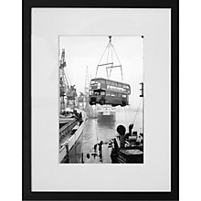 Buy Getty Images Gallery Busman's Holiday Framed Print, 57 x 50cm Online at johnlewis.com