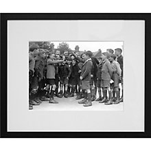 Buy Getty Images Gallery Conker Fight Framed Print, 50 x 57cm Online at johnlewis.com