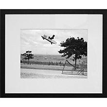 Buy Getty Images Gallery Death Dive Framed Print, 50 x 57cm Online at johnlewis.com