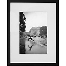 Buy Getty Images Gallery Flooded Road Framed Print, 57 x 50cm Online at johnlewis.com