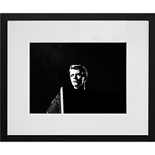 Buy Getty Images Gallery David Bowie In Concert Framed Print, 56 x 65cm Online at johnlewis.com