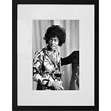 Buy Getty Images Gallery Hendrix Award Framed Print, 57 x 50cm Online at johnlewis.com