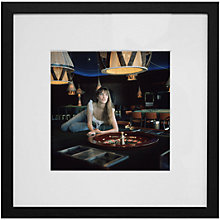 Buy Getty Images Gallery Jane Birkin Framed Print, 59 x 59cm Online at johnlewis.com