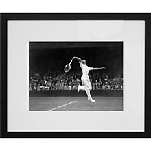 Buy Getty Images Gallery Fred Perry Framed Print, 50 x 57cm Online at johnlewis.com