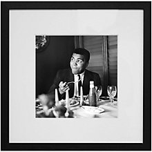 Buy Getty Images Gallery Muhammad Ali Framed Print, 68 x 68cm Online at johnlewis.com