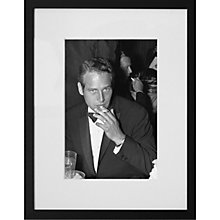 Buy Getty Images Gallery Paul Newman Framed Print, 57 x 50cm Online at johnlewis.com