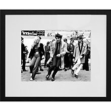 Buy Getty Images Gallery Revival Show 192 Framed Print, 56 x 65cm Online at johnlewis.com