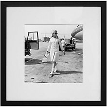 Buy Getty Images Gallery Catherine Deneuve Framed Print, 50 x 50cm Online at johnlewis.com