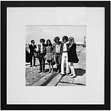 Buy Getty Images Gallery 'The Cream' Rock Group Framed Print, 59 x 59cm Online at johnlewis.com