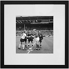 Buy Getty Images Gallery World Cup Start Framed Print, 50 x 50cm Online at johnlewis.com