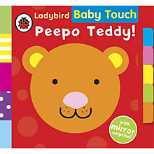 Buy Baby Touch: Peepo Teddy! Book Online at johnlewis.com
