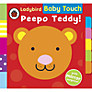 Baby Touch: Peepo Teddy! Book