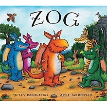 Buy Zog Book Online at johnlewis.com