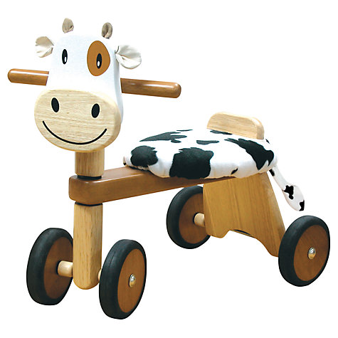 Buy I'm Toy Cow Ride-On Online at johnlewis.com
