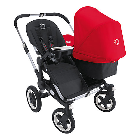 Buy Bugaboo Tray, White Online at johnlewis.com