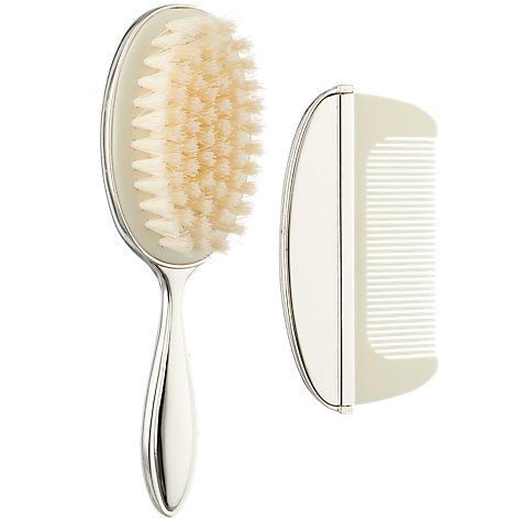 Buy John Lewis Brush and Comb Set Online at johnlewis.com