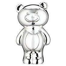 Buy John Lewis Teddy Bear Money Box Online at johnlewis.com