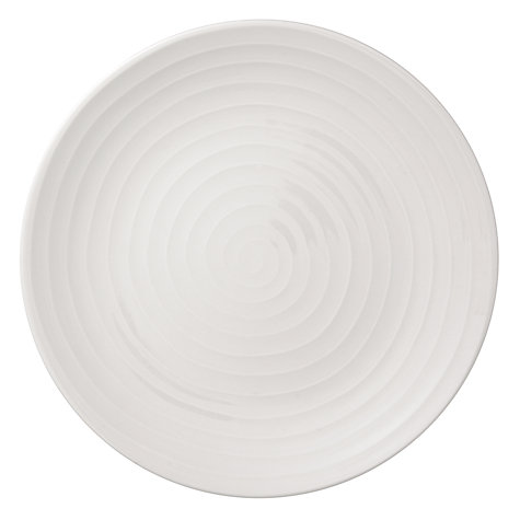 Buy Design House Stockholm Blond Salad Plate, Dia.22cm, Stripes Online at johnlewis.com