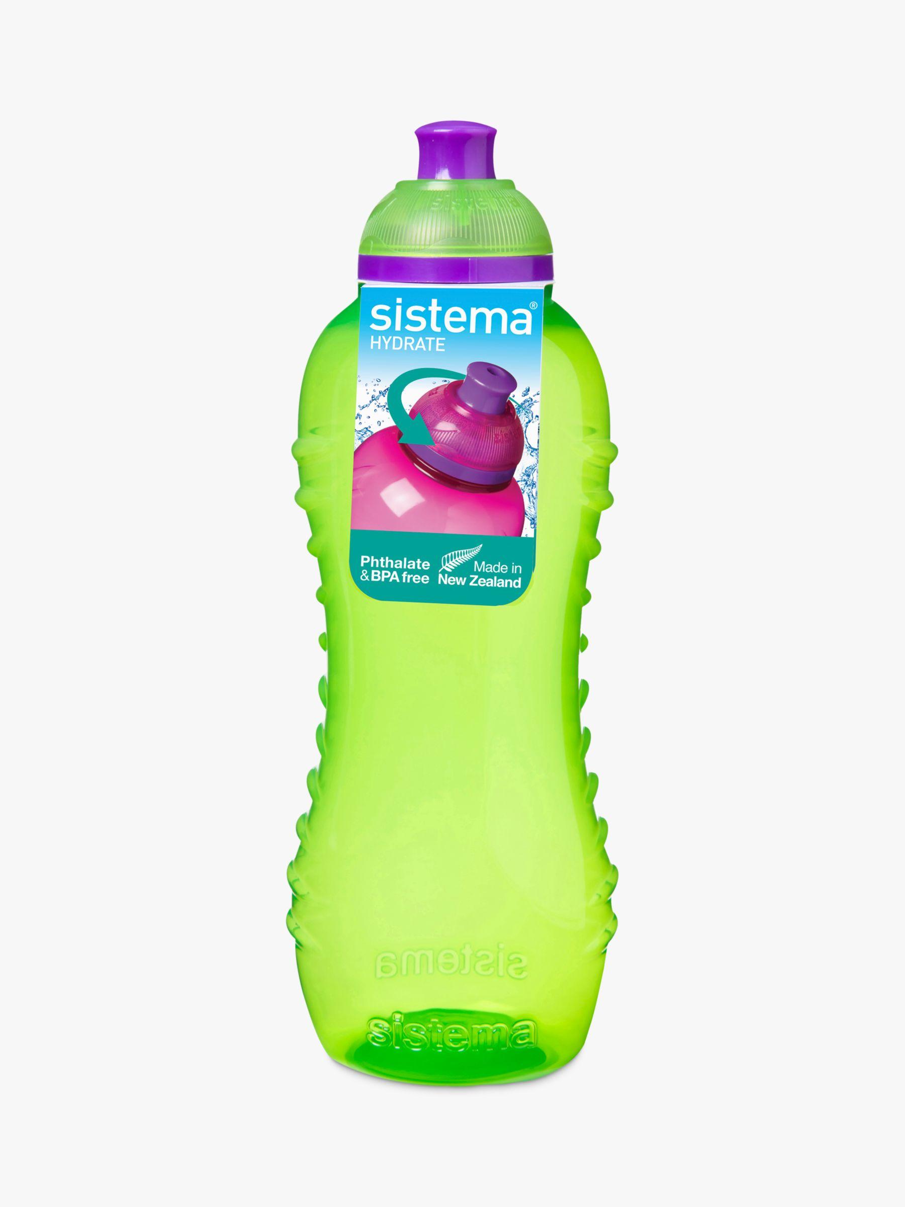 Sistema Twist 'n' Sip Bottle, 460ml, Assorted