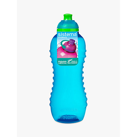 Buy Sistema Twist 'n' Sip Bottle, 460ml, Assorted Online at johnlewis.com