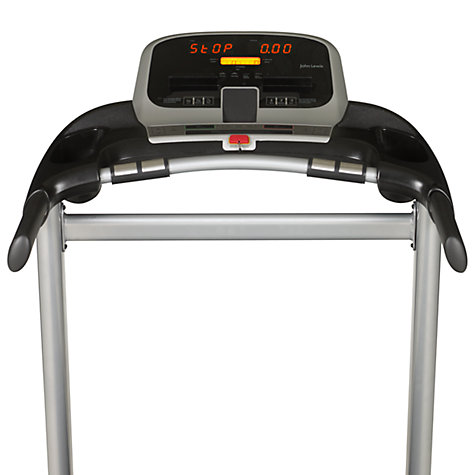 Buy John Lewis TR3 Plus Treadmill Online at johnlewis.com