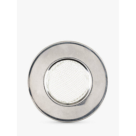 Buy John Lewis Stainless Steel Sink Strainer Online at johnlewis.com