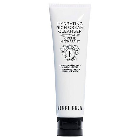 Buy Bobbi Brown Hydrating Rich Cream Cleanser, 125ml Online at johnlewis.com